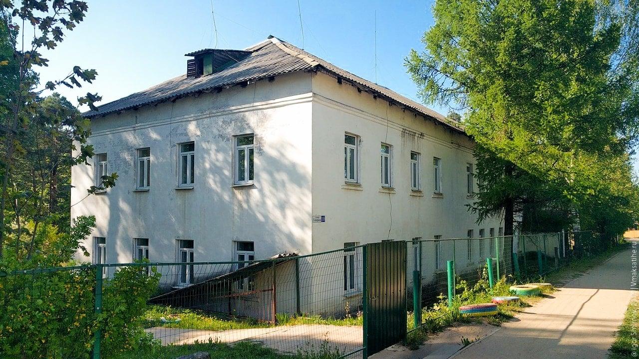 Здание детского сада № 1